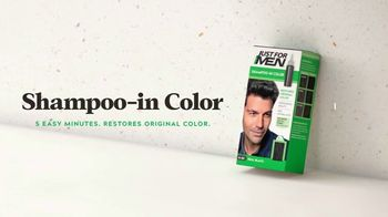 Just For Men Shampoo-in Color TV Spot, 'Get Back to Your Original Color' - Thumbnail 8