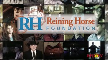 Reining Horse Foundation TV Spot, 'Crisis Fund' - Thumbnail 1