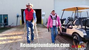 Reining Horse Foundation TV Spot, 'Crisis Fund'