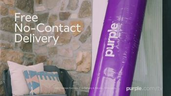 Purple Mattress Summer Sale TV Spot, 'Sleep Cool: Free Sheets & Plush Pillow' - Thumbnail 10