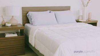 Purple Mattress Summer Sale TV Spot, 'Sleep Cool: Free Sheets & Plush Pillow' - Thumbnail 6