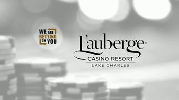 L'Auberge Casino Resort Lake Charles TV Spot, 'Betting On You: Bringing Resources to Families' - Thumbnail 1