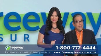 Freeway Insurance TV Spot, 'Seguro de auto: $839 dólares' [Spanish]