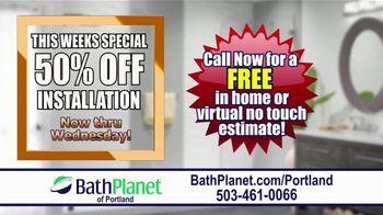 Bath Planet TV Spot, 'Dreaming of a Low-Maintenance Bathroom' - Thumbnail 6