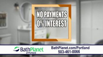 Bath Planet TV Spot, 'Dreaming of a Low-Maintenance Bathroom' - Thumbnail 5