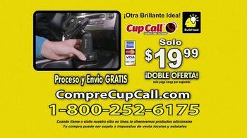 Cup Call TV Spot, 'Se adapta perfectamente' [Spanish] - Thumbnail 10