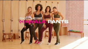Skechers GOwalk Pants TV Spot, 'Presentamos' [Spanish]