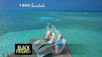 Sandals Resorts Black Friday in July TV Spot, 'Huge Bonuses' - Thumbnail 5