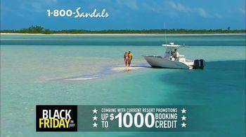 Sandals Resorts Black Friday in July TV Spot, 'Huge Bonuses' - Thumbnail 6