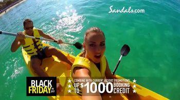 Sandals Resorts Black Friday in July TV Spot, 'Huge Bonuses' - Thumbnail 7