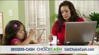 Loan Mart ChoiceCash TV Spot, 'Stressful Times' - Thumbnail 2