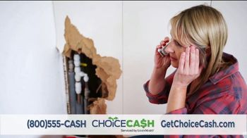 Loan Mart ChoiceCash TV Spot, 'Stressful Times' - Thumbnail 3