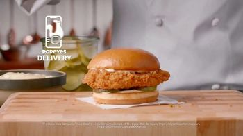 Popeyes Chicken Sandwich TV Spot, 'It's Like $3.99' - Thumbnail 9