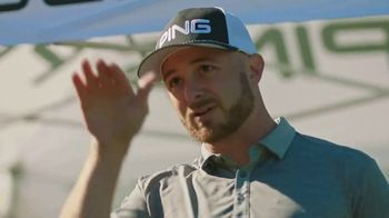 PING Golf TV Spot, 'Fitting Matters' Featuring Xander Schauffele