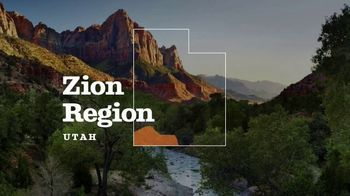 Utah Office of Tourism TV Spot, 'Zion Region' - Thumbnail 1