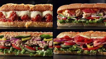 Subway $5 Footlong TV Spot, 'Any Footlong' Featuring Charlie Puth - Thumbnail 7