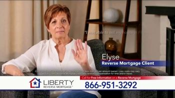 Liberty Home Equity Solutions TV Spot, 'Elyse'