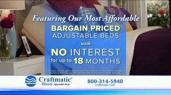 Craftmatic TV Spot, 'Most Affordable Bargain Priced' - Thumbnail 2