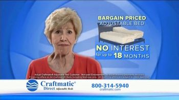 Craftmatic TV Spot, 'Most Affordable Bargain Priced' - Thumbnail 8