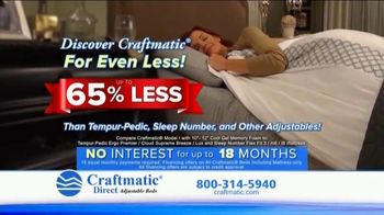 Craftmatic TV Spot, 'Most Affordable Bargain Priced' - Thumbnail 9