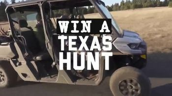 Can-Am TV Spot, 'Off-Road Livin' Texas Hunt' Featuring Kristy Lee Cook, Katie Austin - Thumbnail 6