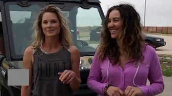 Can-Am TV Spot, 'Off-Road Livin' Texas Hunt' Featuring Kristy Lee Cook, Katie Austin - Thumbnail 8