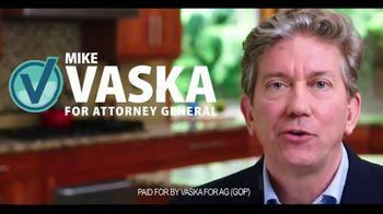 Vaska for AG (GOP) TV Spot, 'Losing Control' - Thumbnail 7