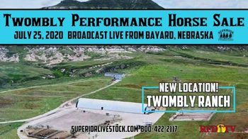 Superior Livestock Auction TV Spot, 'Twombly Performance Horse Sale' - Thumbnail 2