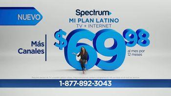 Spectrum Mi Plan Latino TV Spot, 'Más canales' con Gaby Espino [Spanish] - Thumbnail 3