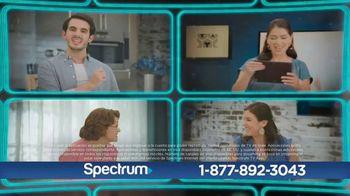 Spectrum Mi Plan Latino TV Spot, 'Más canales' con Gaby Espino [Spanish] - Thumbnail 5