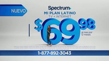 Spectrum Mi Plan Latino TV Spot, 'Más canales' con Gaby Espino [Spanish] - Thumbnail 7
