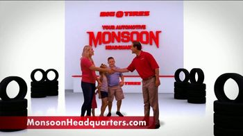 Big O Tires Monsoon Maintenance Package TV Spot, \'Before the Big Storm\'
