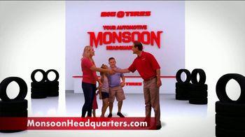 Big O Tires Monsoon Maintenance Package TV Spot, 'Before the Big Storm' - Thumbnail 4