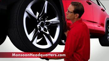 Big O Tires Monsoon Maintenance Package TV Spot, 'Before the Big Storm' - Thumbnail 6