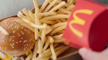 McDonald's French Fries TV Spot, 'All About the Unboxing' - Thumbnail 6