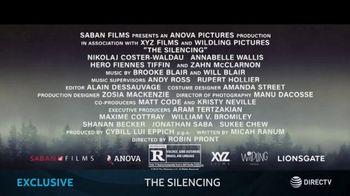 DIRECTV Cinema TV Spot, 'The Silencing' - Thumbnail 7