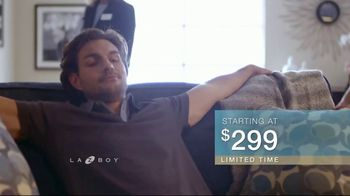 La-Z-Boy Sizzling Savings in July TV Spot, 'Special Piece' - Thumbnail 7