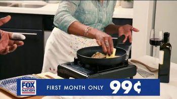 FOX Nation TV Spot, 'Isaiah Washington: Kitchen Talk' - Thumbnail 7