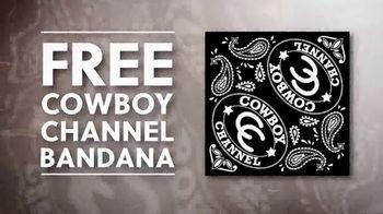 Cowboy Channel Plus TV Spot, 'Year Subscription: Bandana' - Thumbnail 7