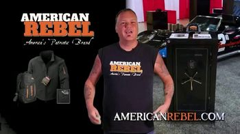 American Rebel TV Spot, 'Burn Some Patriotic Fuel' - Thumbnail 1
