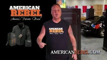 American Rebel TV Spot, 'Burn Some Patriotic Fuel' - Thumbnail 10