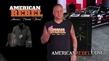 American Rebel TV Spot, 'Burn Some Patriotic Fuel' - Thumbnail 2