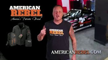 American Rebel TV Spot, 'Burn Some Patriotic Fuel' - Thumbnail 3