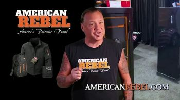 American Rebel TV Spot, 'Burn Some Patriotic Fuel' - Thumbnail 5