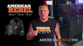 American Rebel TV Spot, 'Burn Some Patriotic Fuel' - Thumbnail 6