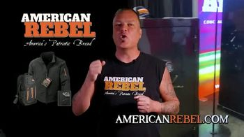 American Rebel TV Spot, 'Burn Some Patriotic Fuel' - Thumbnail 7