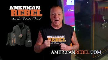 American Rebel TV Spot, 'Burn Some Patriotic Fuel' - Thumbnail 8