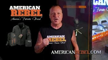 American Rebel TV Spot, 'Burn Some Patriotic Fuel' - Thumbnail 9