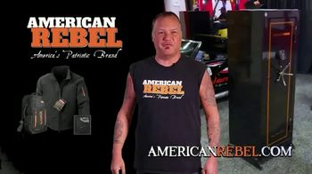 American Rebel TV Spot, \'Burn Some Patriotic Fuel\'