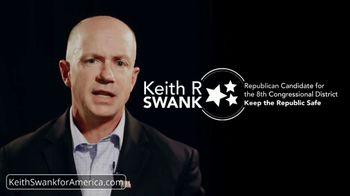 Friends of Keith Swank TV Spot, 'Defending Our Communities'
